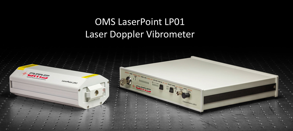 OMS Corporation- LaserPoint Laser Doppler Vibrometer - Features